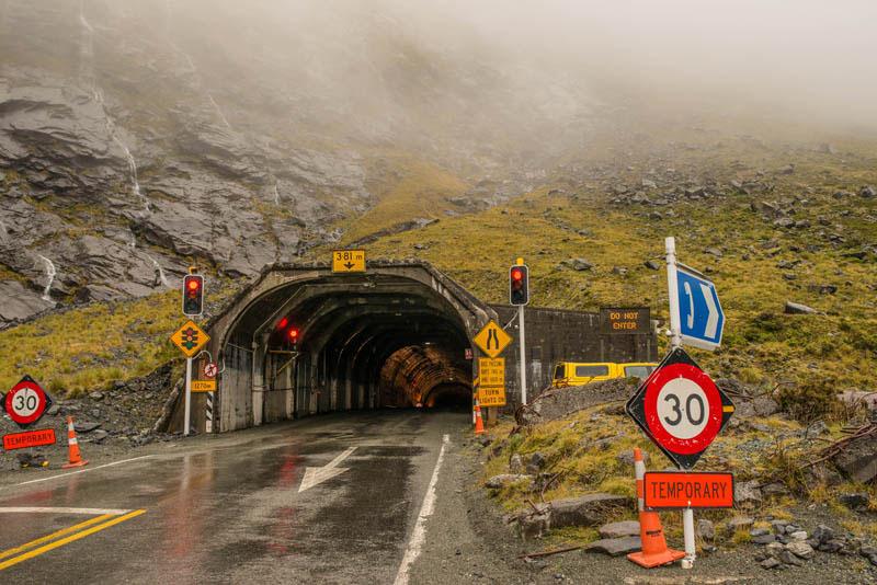Homer-Tunnel